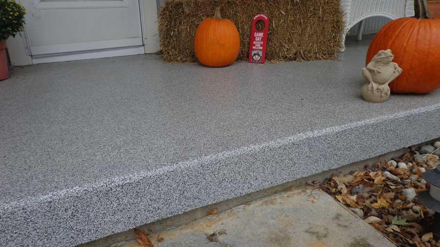 Concrete Resurfacing | Lima Ohio | United Concrete Doctor