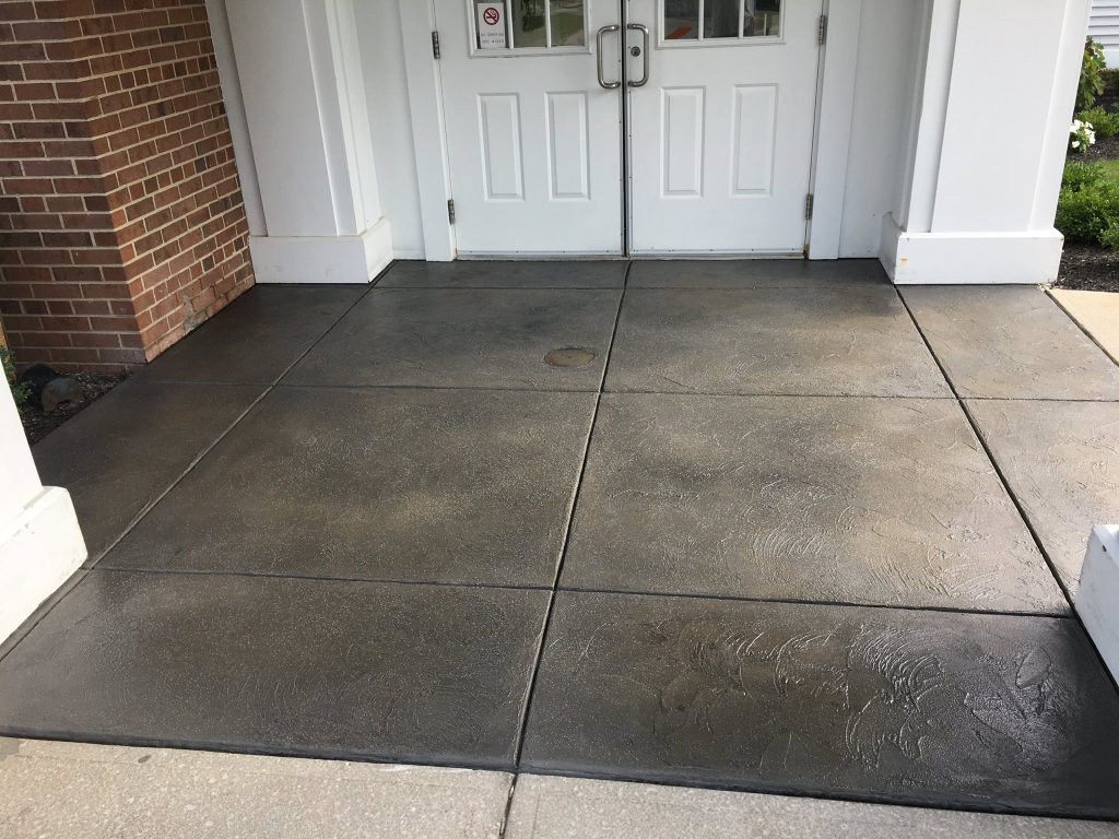 Stained Concrete | Lima Ohio | United Concrete Doctor