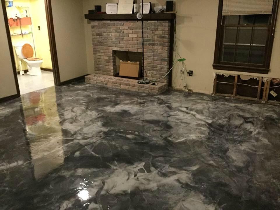Epoxy Flooring | Lima Ohio | United Concrete Doctor
