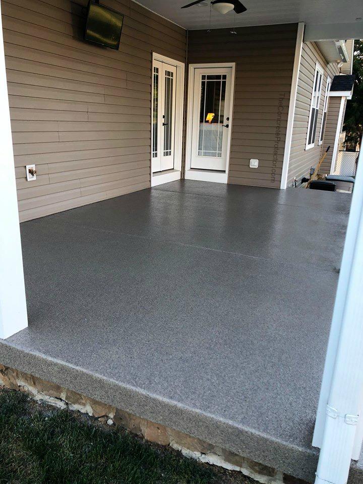 Concrete Resurfacing | Defiance Ohio | United Concrete Doctor