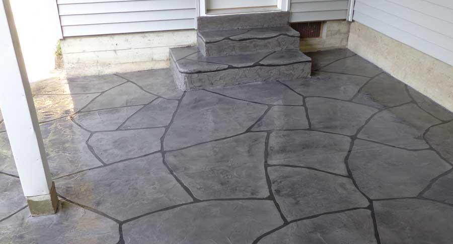 Stamped Concrete | Delphos Ohio | United Concrete Doctor