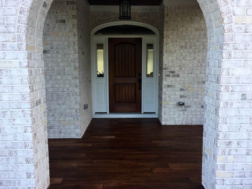 Decorative Concrete Wood | Lima Ohio | United Concrete Doctor