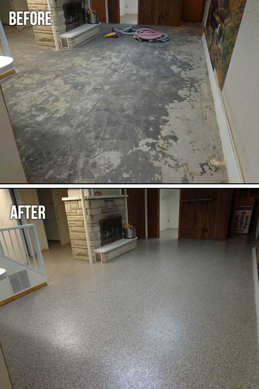 Flood-Proof-Basement-Floor